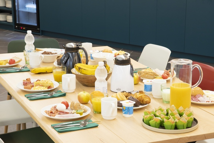Esmorzar hotel ciutat barcelona