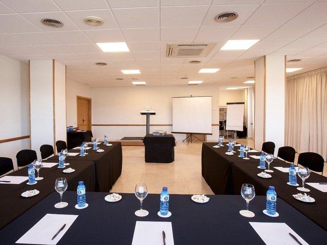Sala de reunions Hotel Porta de Gallecs Mollet del Vallés