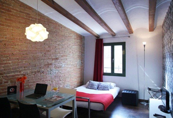 Sala Apartaments Ciutat Vella Barcelona