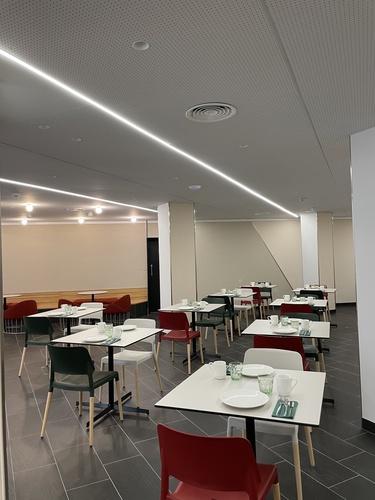 Sala de reunions hotel ciutat barcelona