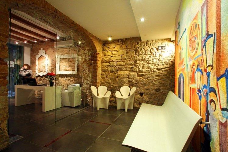 Sala d'estar Apartaments Ciutat Vella Barcelona