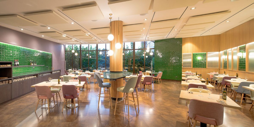 Restaurant hotel ciutat de granollers