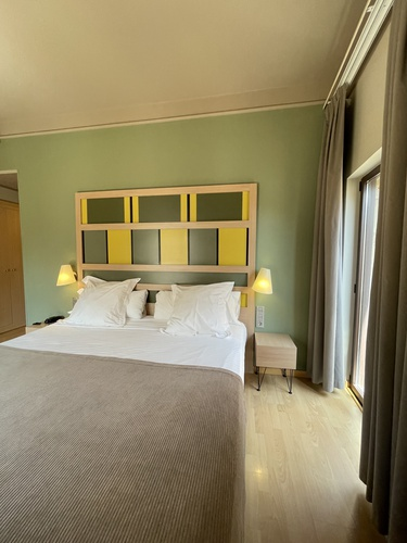 Sala hotel ciutat barcelona