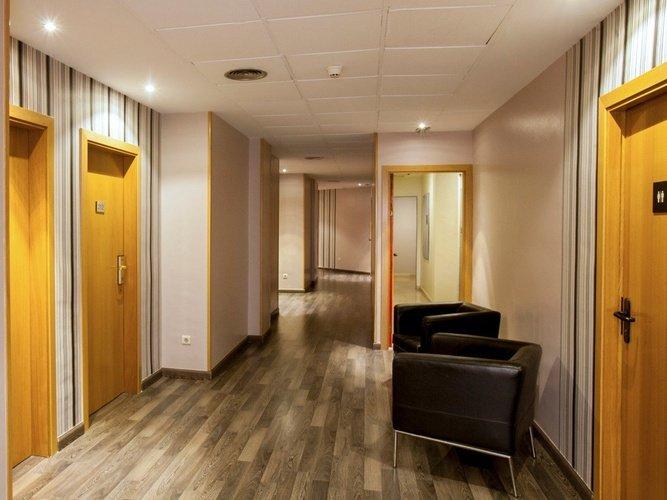 Passadís hotel porta de gallecs mollet del vallés