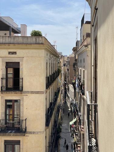 Exterior hotel ciutat barcelona