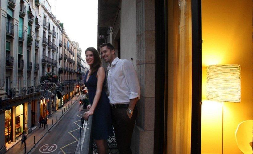 Terrassa Hotel Ciutat Barcelona Barcelona