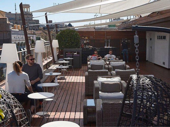 Restaurant Hotel Ciutat Barcelona Barcelona