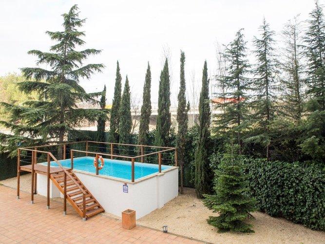 Piscina Hotel Porta de Gallecs Mollet del Vallés
